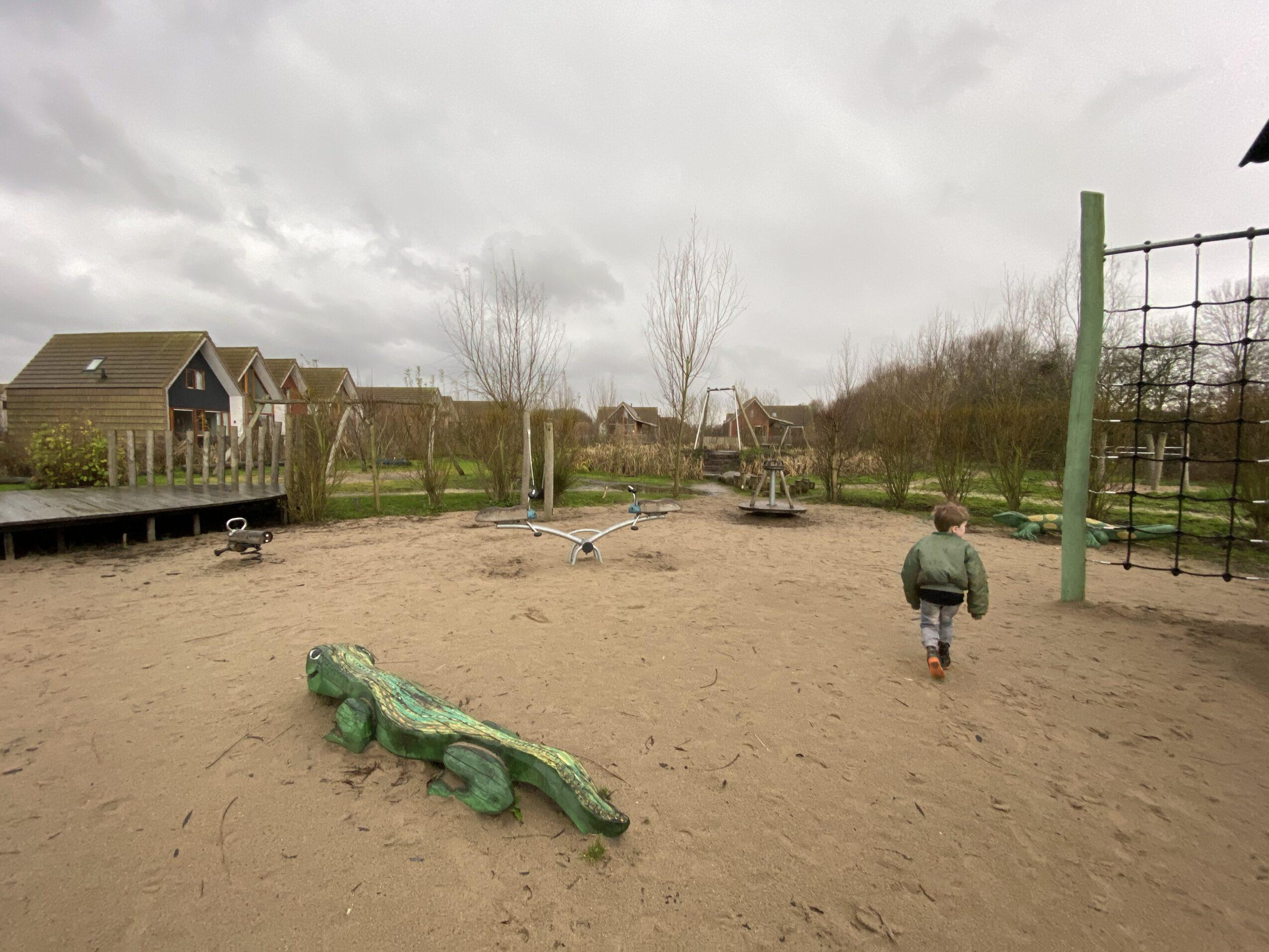 Natuurspeeltuin Landal De Reeuwijkse Plassen