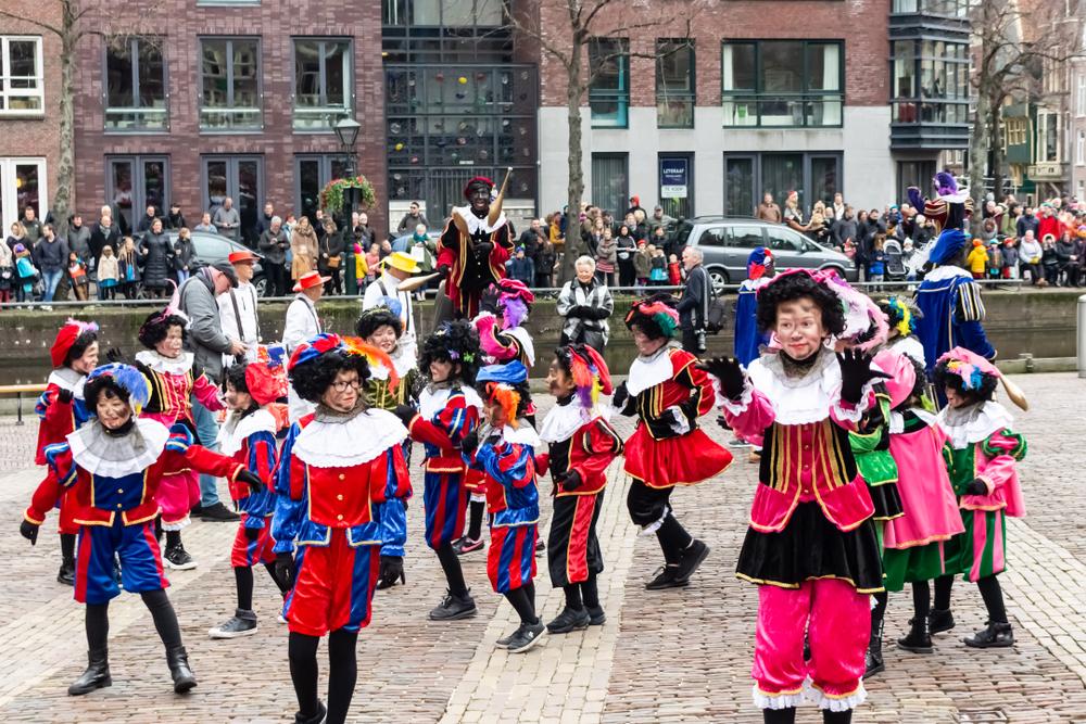 Sinterklaas muziekles bovenbouw