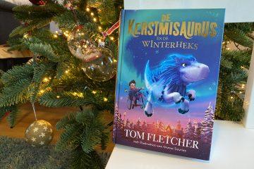 De Kerstmisaurus en de Winterheks