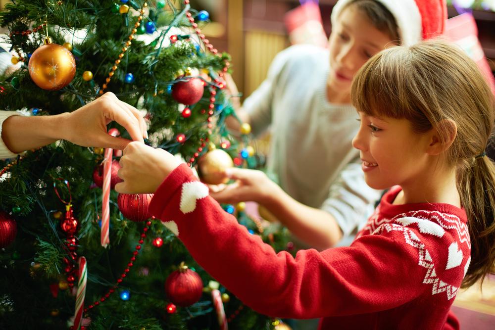 Groepsvorming rond kerst