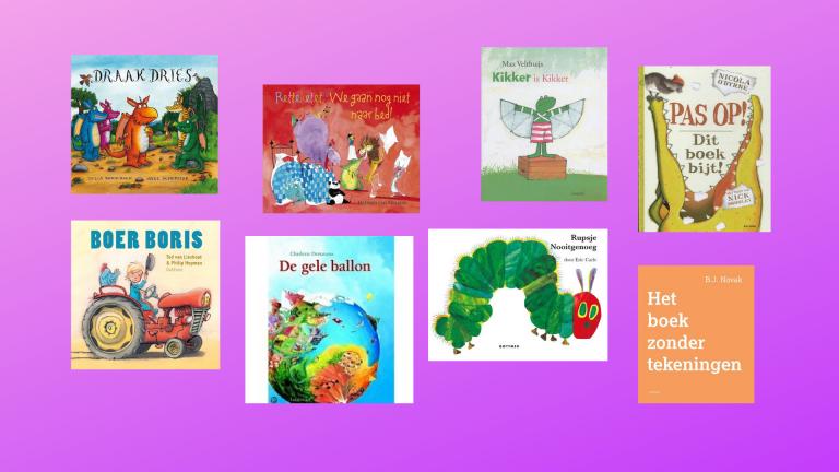 Boeken kleuters: welke vinden ze leuk?
