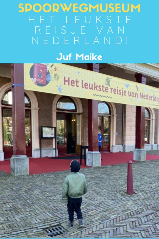 Spoorwegmuseum Utrecht; Het leukste reisje van Nederland