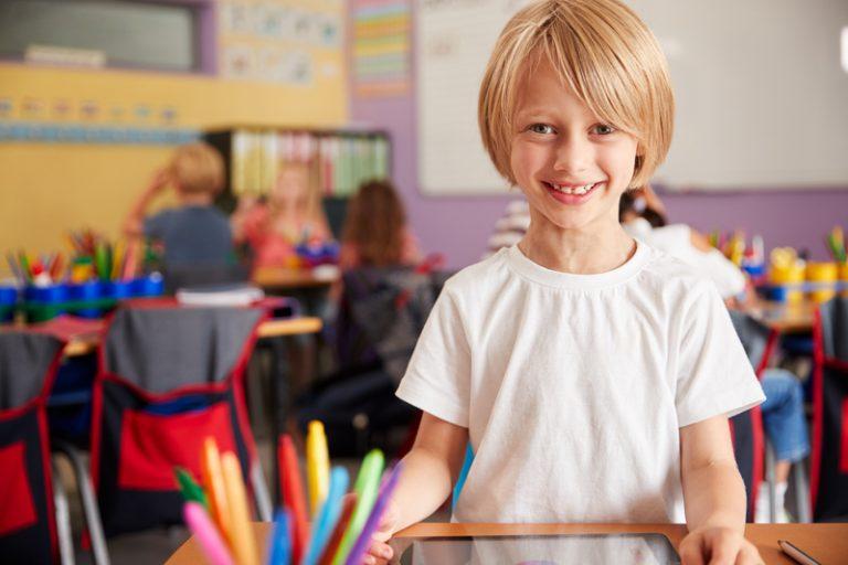 iPads in de kleuterklas
