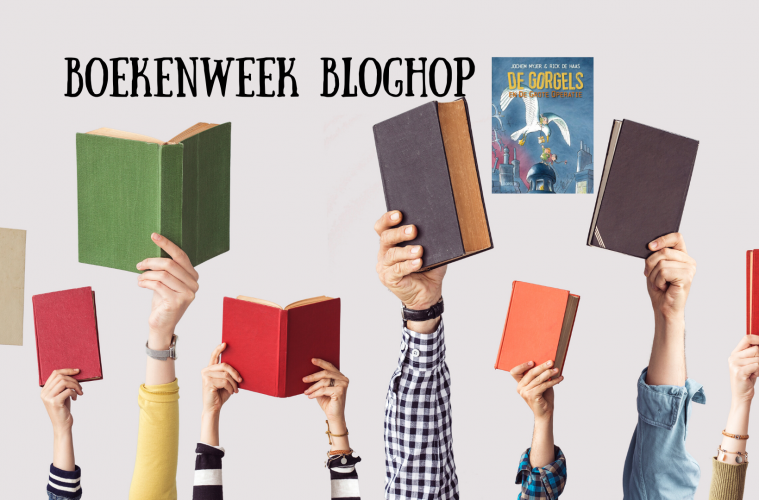 De Gorgels - Boekenweek bloghop