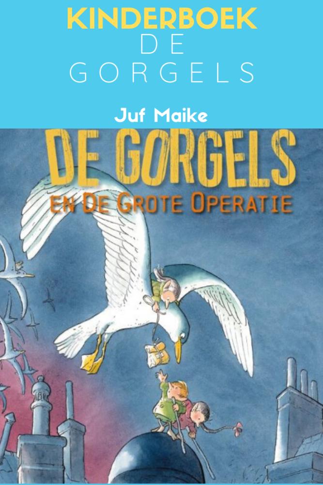 Prentenboek De Gorgels Jochem Myjer en Rick de Haas