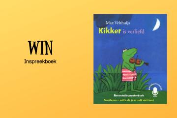 Kikker is verliefd inspreekboek WIN