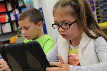 Gynzy iPads in mijn groep 6