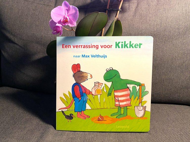 Een verrassing voor Kikker - WIN