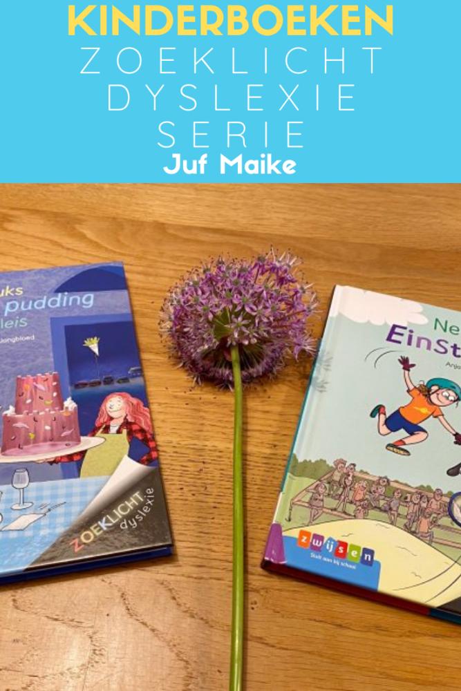 Zoeklicht dyslexie boekenserie