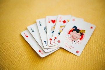 Rekenspellen met speelkaarten