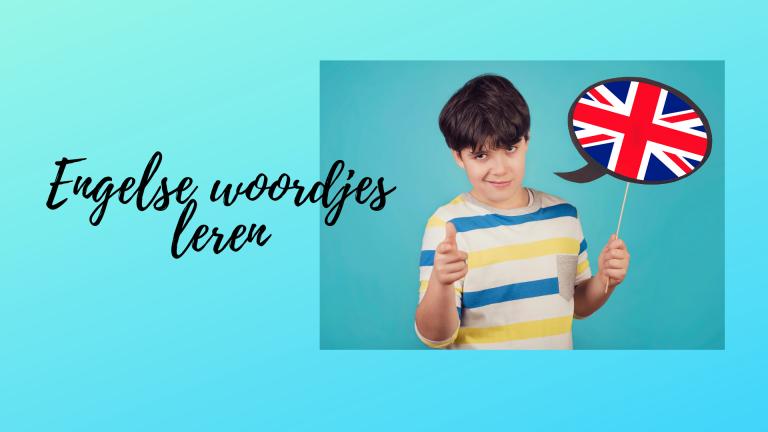 Engelse woordjes leren