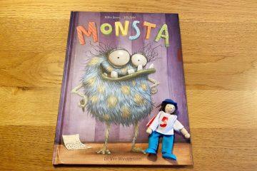 Monsta! Win dit grappige boek