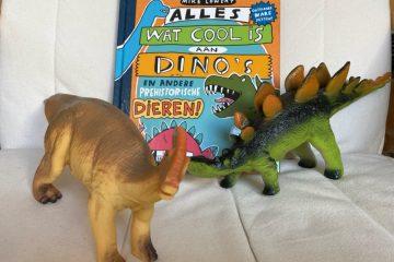 Alles wat cool is aan dino's: win!