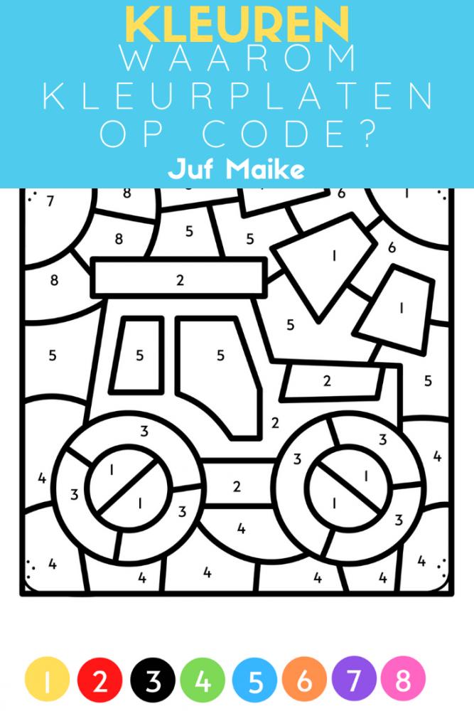 Waarom kleurplaten op code goed zijn voor de motivatie van kinderen