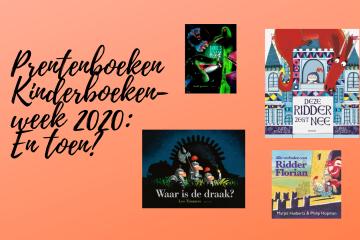 Kinderboekenweek 2020 En toen?