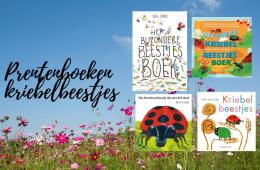 Prentenboeken kriebelbeestjes
