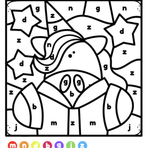 Kleuren op code unicorn