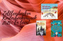 Zelfleesboeken Kinderboekenweek 2020: En toen?