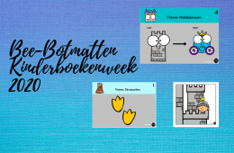 Bee-Botmatten Kinderboekenweek 2020