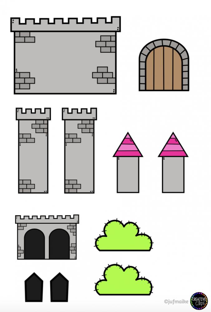 Bouw je eigen kasteel