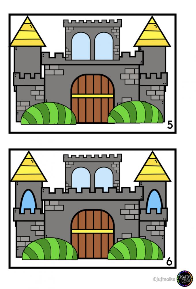 Bouw kasteel 2
