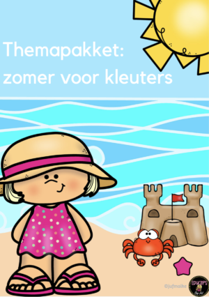 Themapakket zomer kleuters