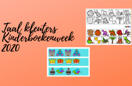 Taal kleuters Kinderboekenweek 2020-2
