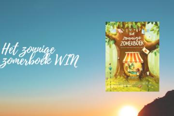 Het zonnige zomerboek WIN