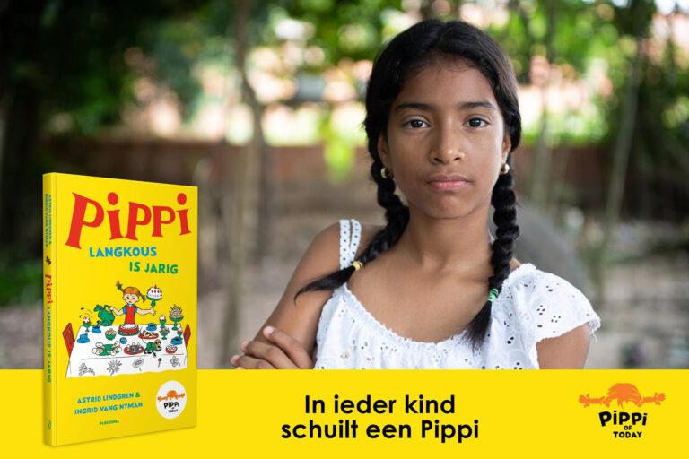 Pippi Langkous is jarig WIN