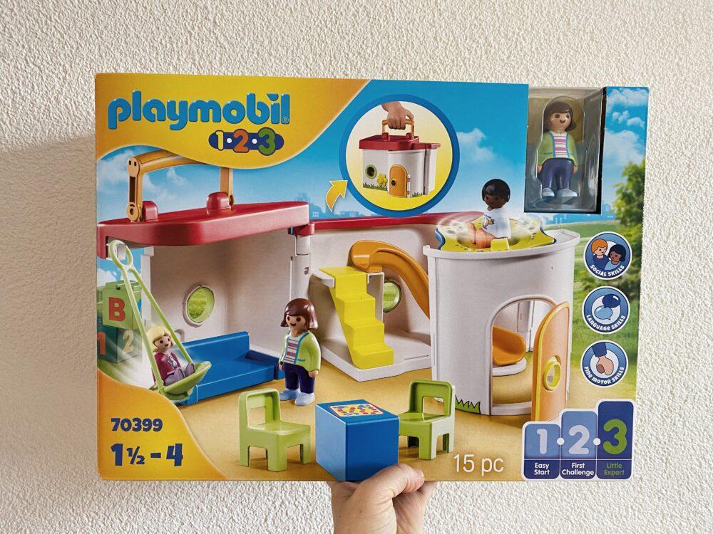 Playmobil kinderdagverblijf