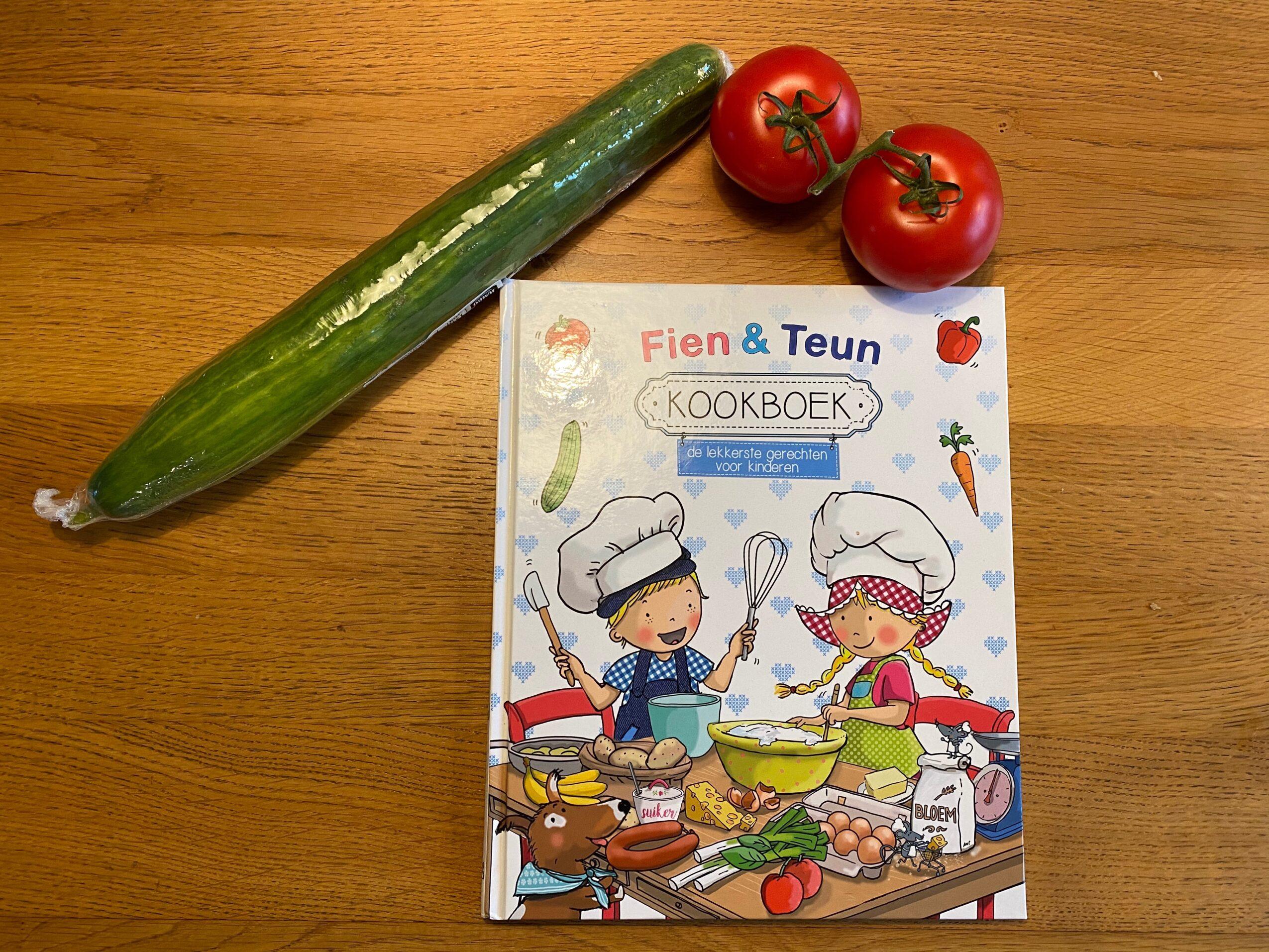 Fien & Teun kookboek WIN