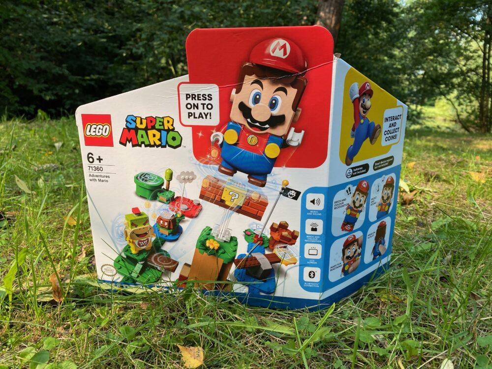 LEGO Super Mario Avonturen met Mario Startset