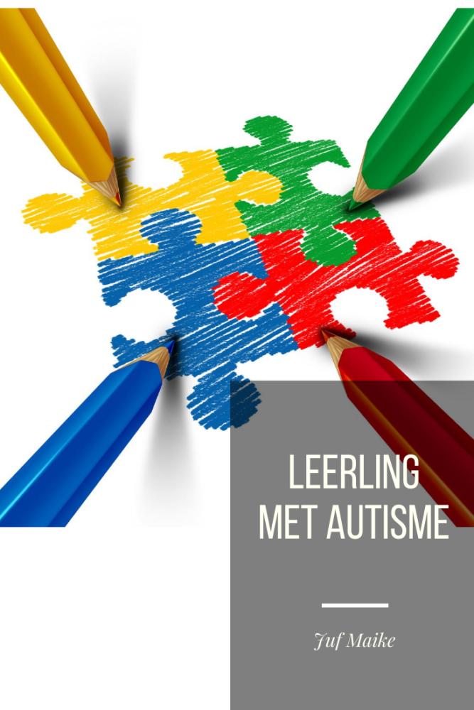 Leerling met autisme