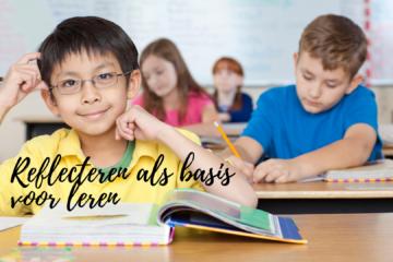Reflecteren als basis voor leren