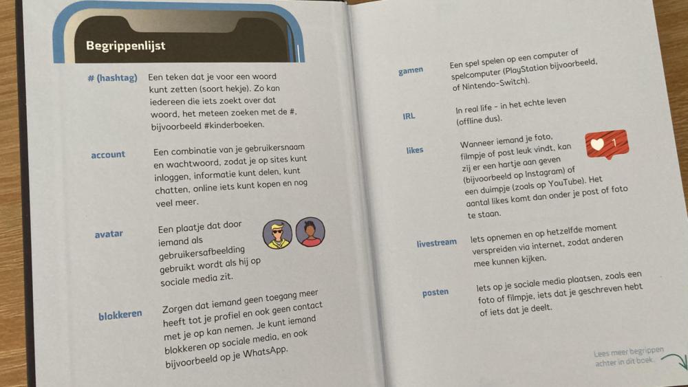 Digitale geletterdheid: STOP en Hartjes en Bommen WIN