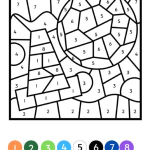Kleuren op code sport