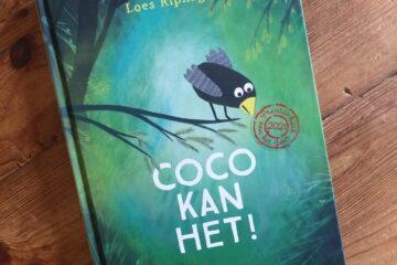 Coco kan het Nationale Voorleesdagen