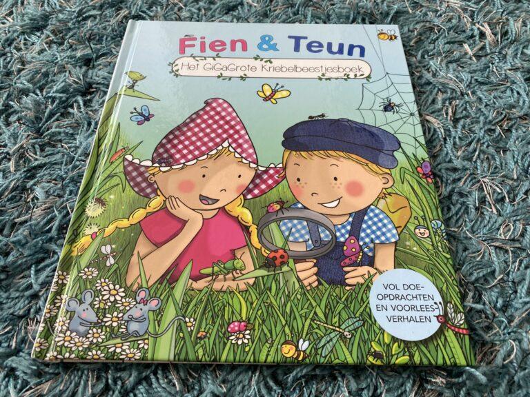 Fien & Teun - Het GiGaGrote Kriebelbeestjesboek