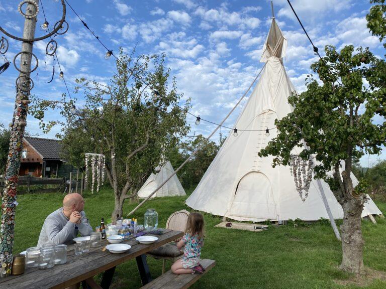Campspace: kamperen op bijzondere plekken