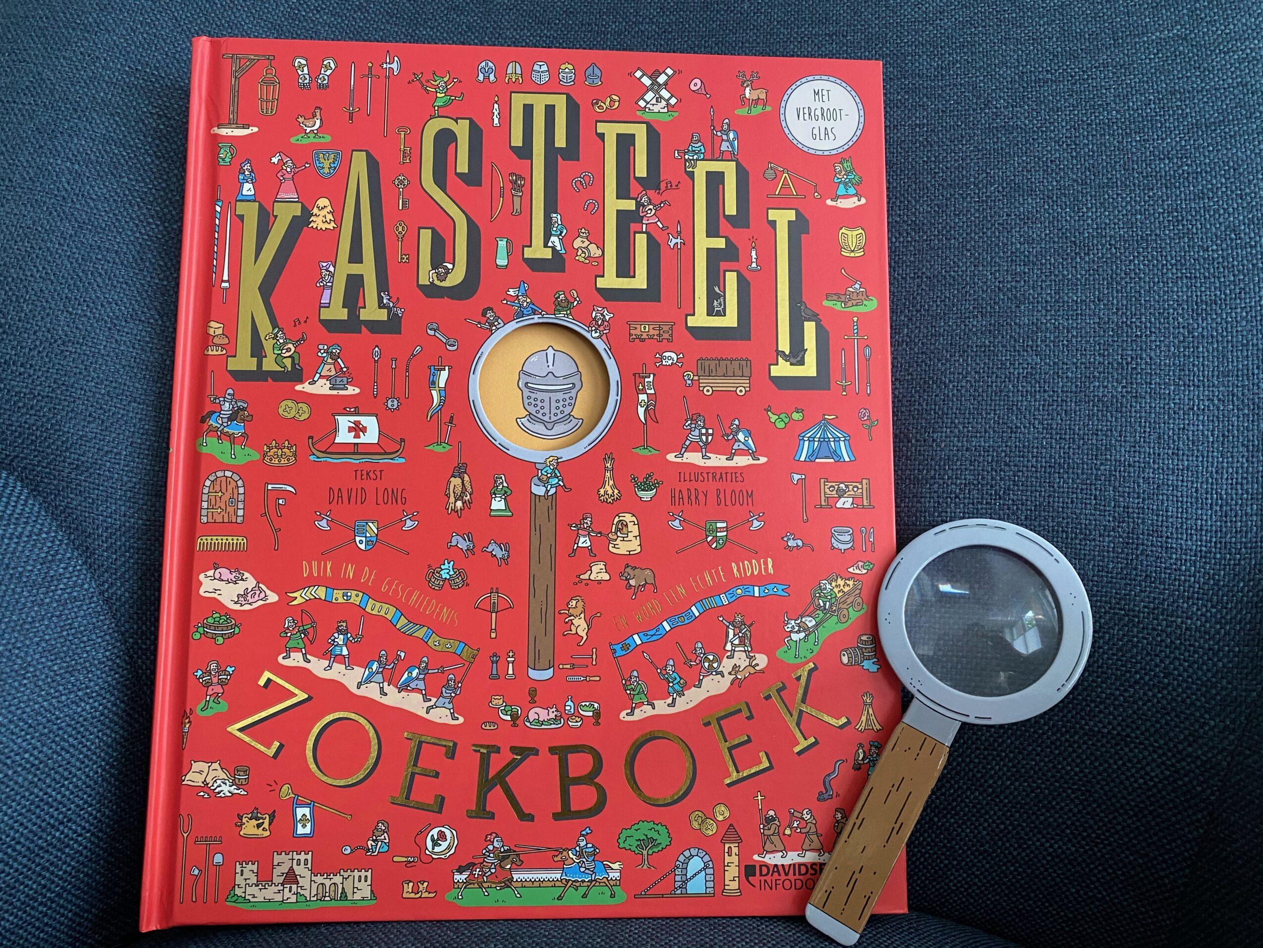 Kasteel zoekboek WIN