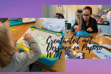 Creativiteit met Dessineo en Papiro WIN