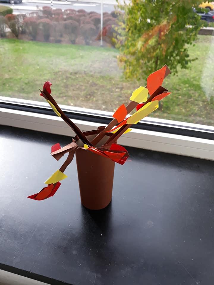 Herfstknutsel 2: Herfstboom