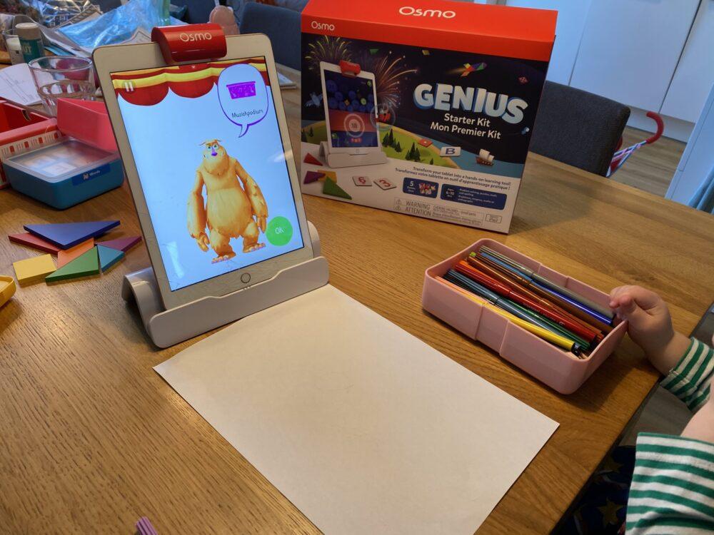 De Osmo Genius Starter Kit is vernieuwd!