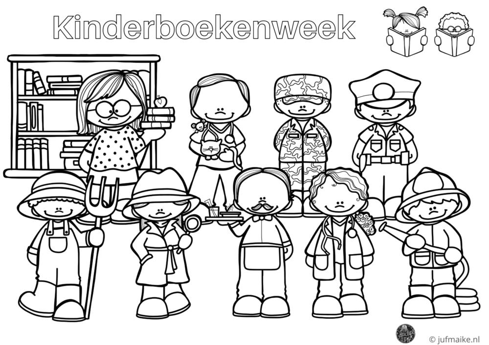 Kleurplaat Kinderboekenweek 2021 (1)