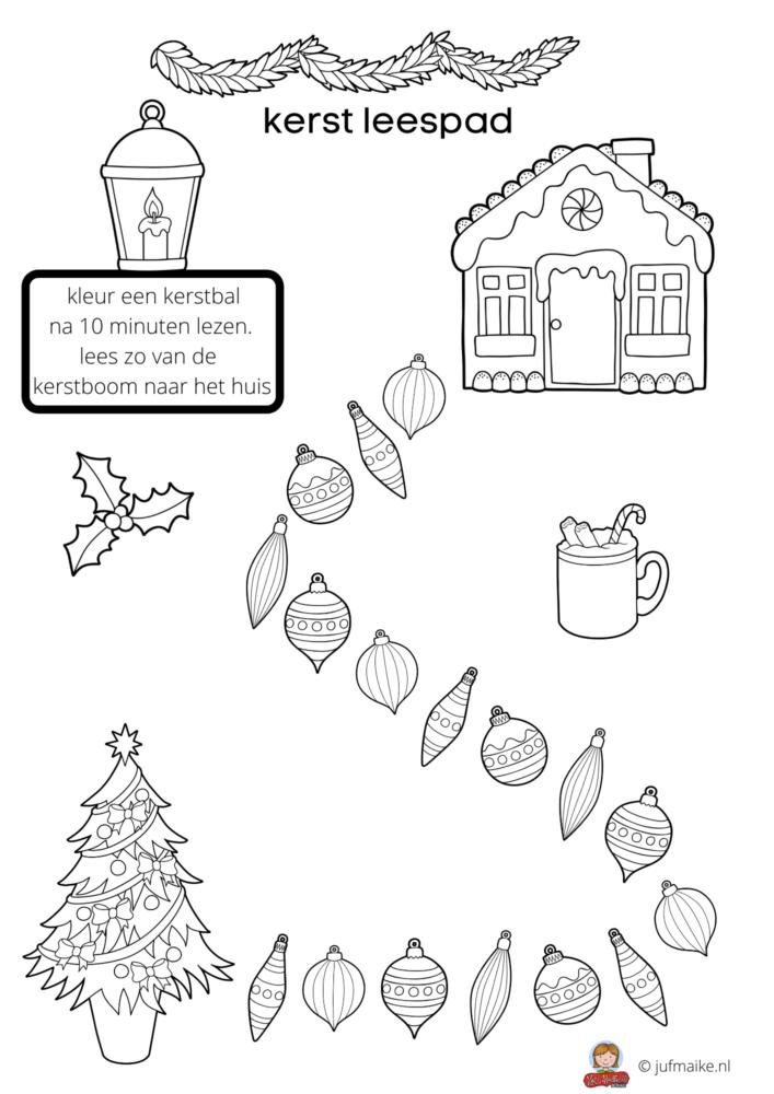 kerst leespad