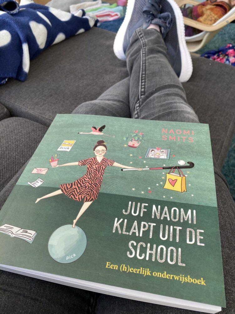 Juf Naomi klapt uit de school: lees het!
