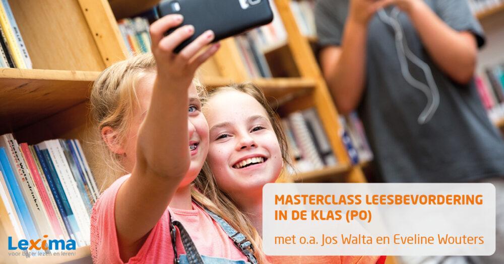 Masterclass Leesbevordering in de klas (PO)