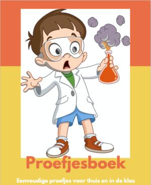 Proefjesboek jonge kinderen