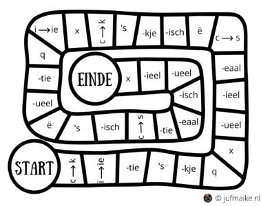 Spelling spel