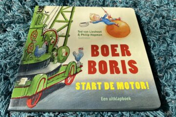 Boer Boris, start de motor WIN